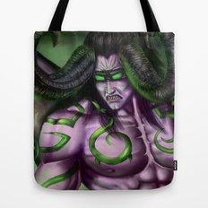 Illidan Stormrage Tote Bag
