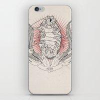 moire iPhone & iPod Skin