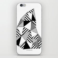 Ijsberg iPhone & iPod Skin