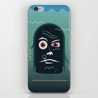 What is this?! iPhone & iPod Skin