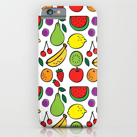 Fruit Paradise iPhone & iPod Case