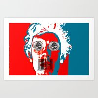 Freedom Of ... Art Print