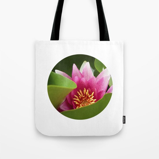 water lily IX Tote Bag