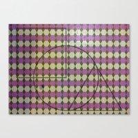 Shape Canvas Print