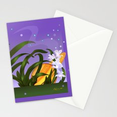 The Flowering of the Universe Stationery Cards