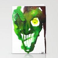 Goblin Stationery Cards