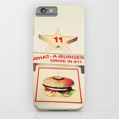What A Burger Slim Case iPhone 6s