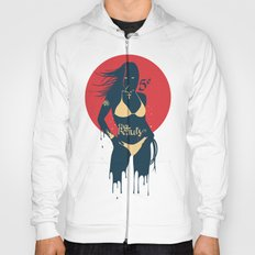 She wants to dance - Vintage Derby version. Hoody