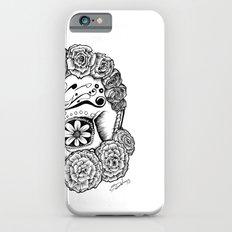 Katrina (white version) iPhone 6s Slim Case