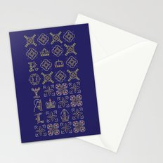 Royal [pattern] Stationery Cards