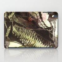 Steampunk Dragon iPad Case