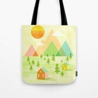 Prosperous Tote Bag