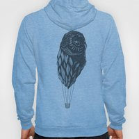 Hot Owl Balloon Hoody