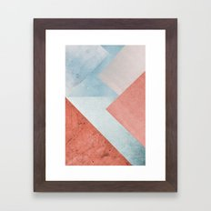 square II Framed Art Print