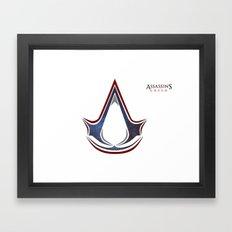 Assassins Creed - Space Framed Art Print