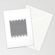Many Many Many Rabbits Stationery Cards