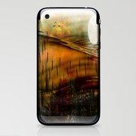 Aura Of Tranquillity iPhone & iPod Skin