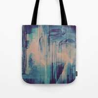 slow glitch Tote Bag
