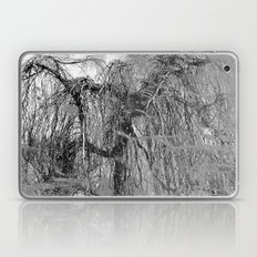 RELAX... It's Just A (Black&White) MINDfuck! Laptop & iPad Skin