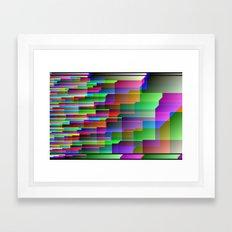 port16x10e Framed Art Print