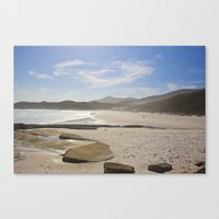 Squeaky Beach Canvas Print