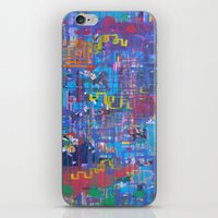 Nothing Lasts Forever All is Eternal iPhone & iPod Skin