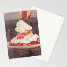 Des(s)ert Stationery Cards