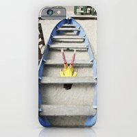 "iPhone & iPod Case featuring ""Girl Underboard"" by Kelly Nicolaisen"