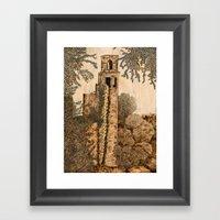 Rapunzel Framed Art Print