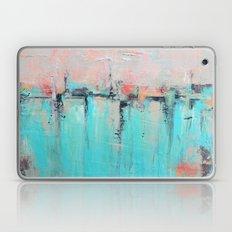 New Theory - Mixed Media Art Laptop & iPad Skin