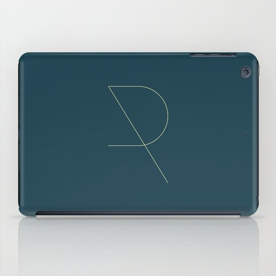 R LIKE R iPad Case