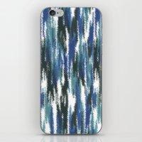 Clyfford   iPhone & iPod Skin