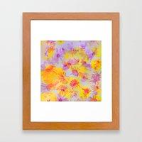 Flowering #10 Framed Art Print
