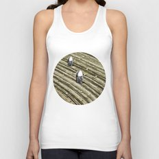 TERRITORIO VISUAL Unisex Tank Top