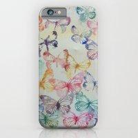 Butterflies II iPhone 6 Slim Case