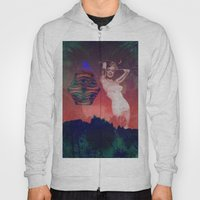 False Colored Eyes Hoody
