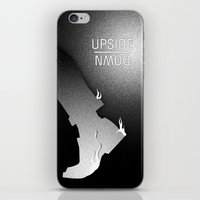 Two Worlds, One Future iPhone & iPod Skin