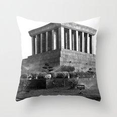 Ho Chi Minh Mausoleum - … Throw Pillow