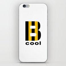 bee cool iPhone & iPod Skin