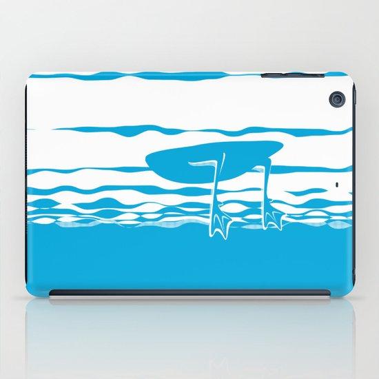Partly Ducky iPad Case