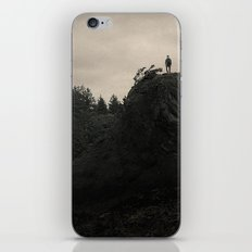 Up In the Woods, Down in My Mind iPhone & iPod Skin
