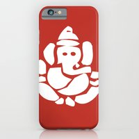 Ganesh - Hindu God iPhone 6 Slim Case