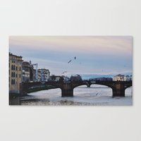 Florence #2 Canvas Print