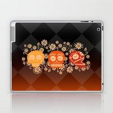 Day of the Dead ~ Dias de los Muertos Laptop & iPad Skin