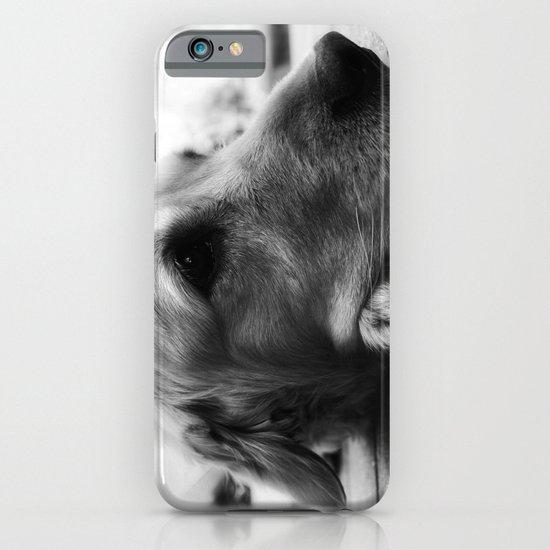 Blue Dog iPhone & iPod Case