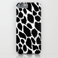 Leopard Polka iPhone 6 Slim Case