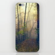 Wandering In A Foggy Woo… iPhone & iPod Skin
