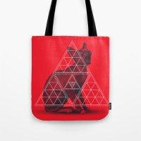 Sacred Sphynx Tote Bag