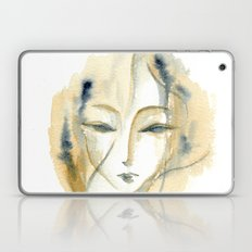 Madame Ochre Laptop & iPad Skin