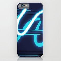 Neon Sign Slim Case iPhone 6s